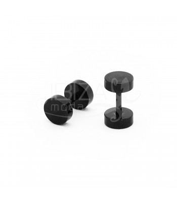 BUTTON BLACK M